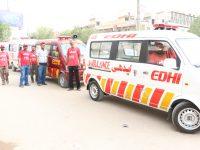 Ambulance Service – Edhi Welfare Organization