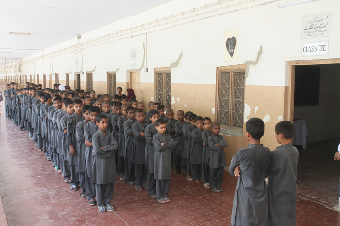 Educational Services – Edhi Welfare Organization